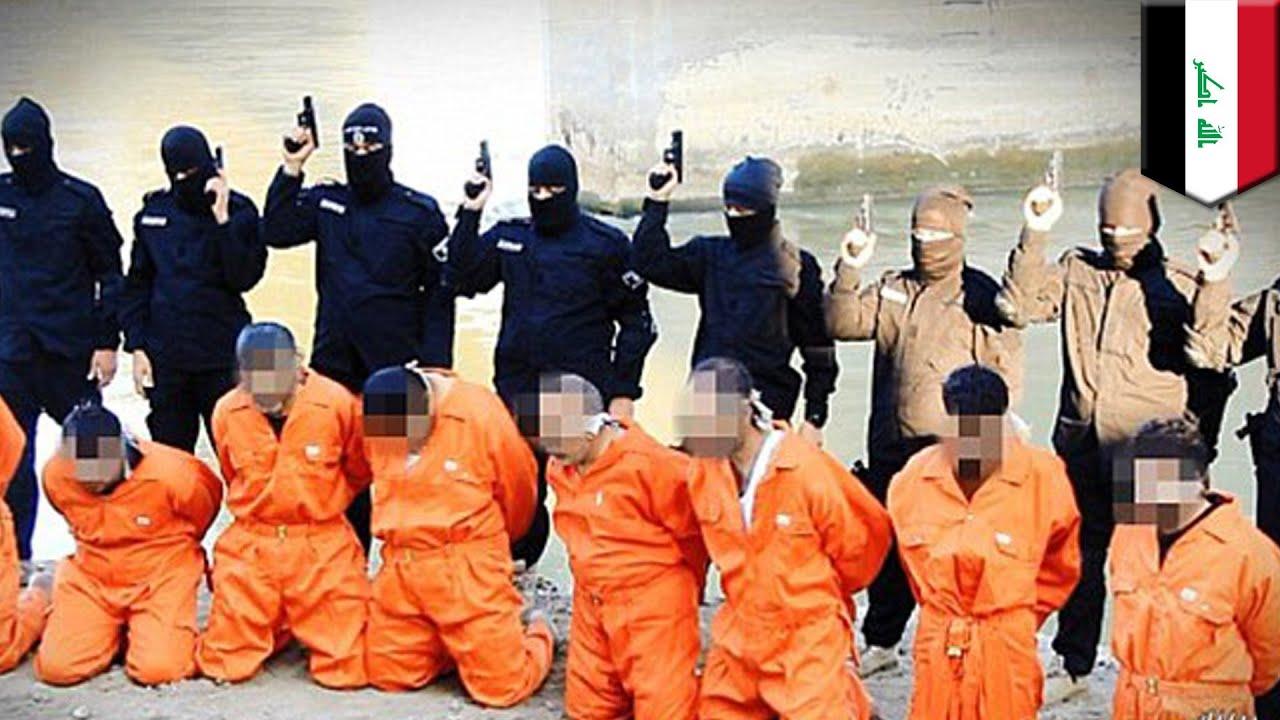 息子を殺された復讐 イスラム国...
