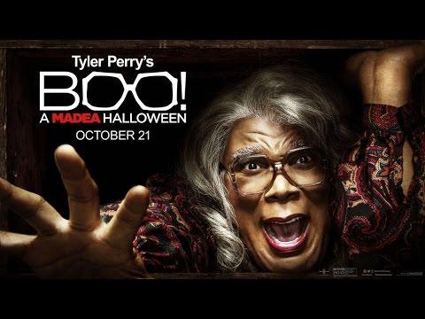 MTCN Review Team: Boo! A Madea Halloween