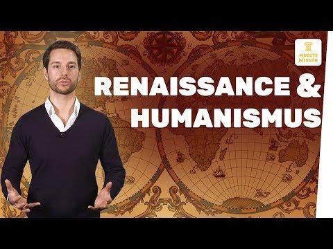Renaissance Und Humanismus I Musstewissen Geschichte