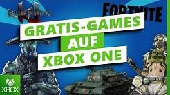 Mit diesen Spielen zockt ihr KOSTENLOS auf Xbox One!