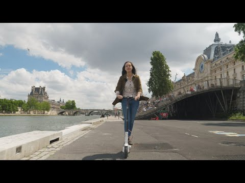 France gets up to speed with e-scooters