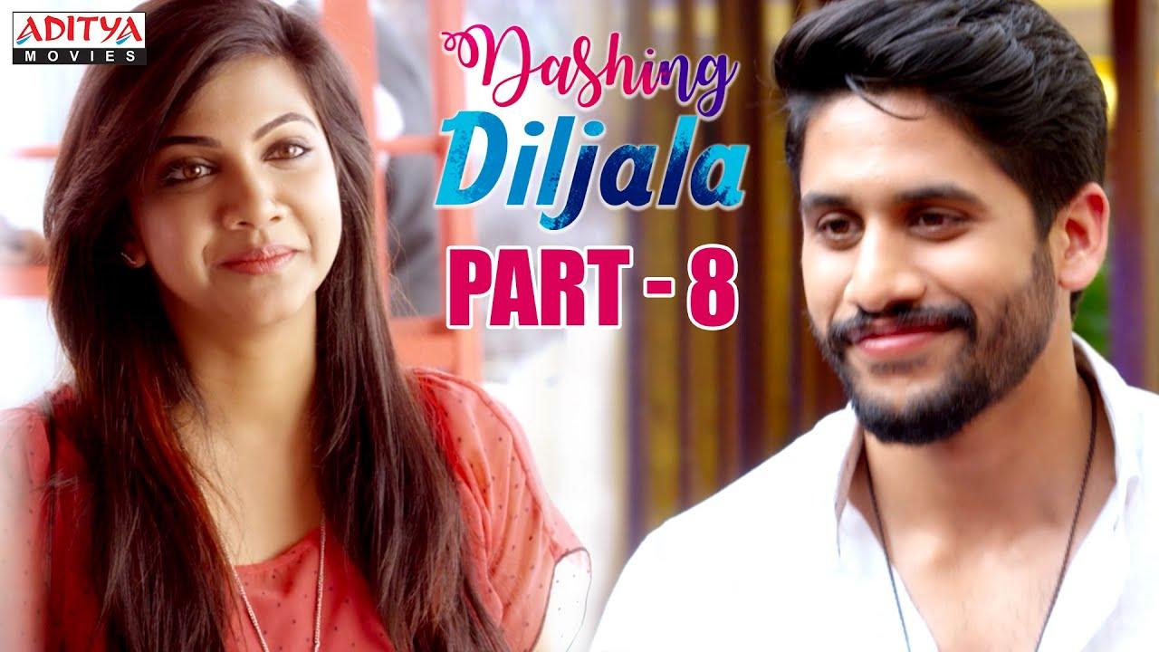 Download Dashing Diljala Hindi Dubbed Movie Part 8   Naga Chaitanya, Shruti Hassan, Anupama