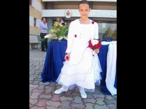 Nozze in rosso addobbo casa sposa e chiesa youtube - Addobbi floreali matrimonio casa sposa ...