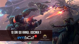 """Overwatch - Gramy """"Placement-y"""" - Odcinek 1 - 1080p/60 FPS"""