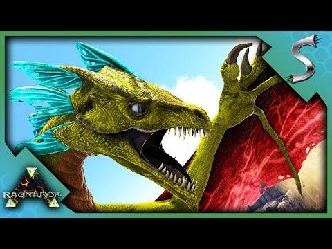 FULLY MUTATED LIGHTNING WYVERN! WYVERN BREEDING & MUTATIONS - Ark: RAGNAROK [DLC Gameplay E98]