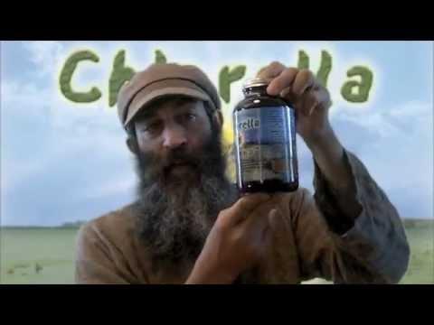 Chlorella Manna Broken Cell Wall Chlorella Youtube