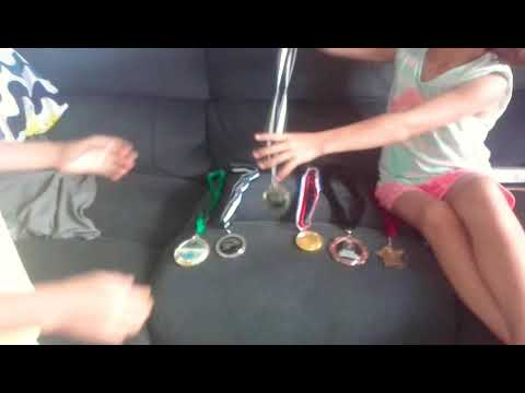 Medal collection