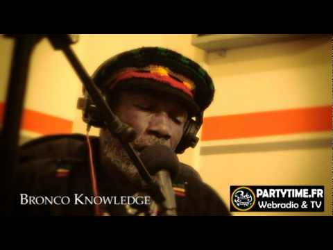 Bronco Knowledge - Party Time