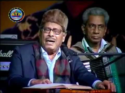 O chad samle rakho jochonake | Manna Dey live @ Dhaka