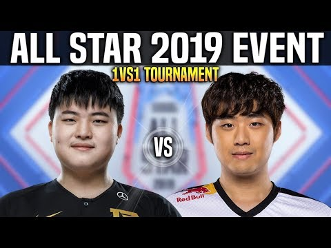 Uzi Vs Bang - Uzi Varus Vs Bang Yasuo - 1vs1 Tournament All Star 2019 Day 2