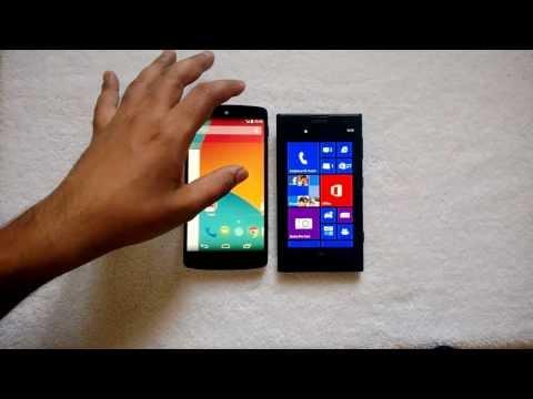 Nokia Lumia 1020 vs Nexus 5 Comparison- Which is better to buy?
