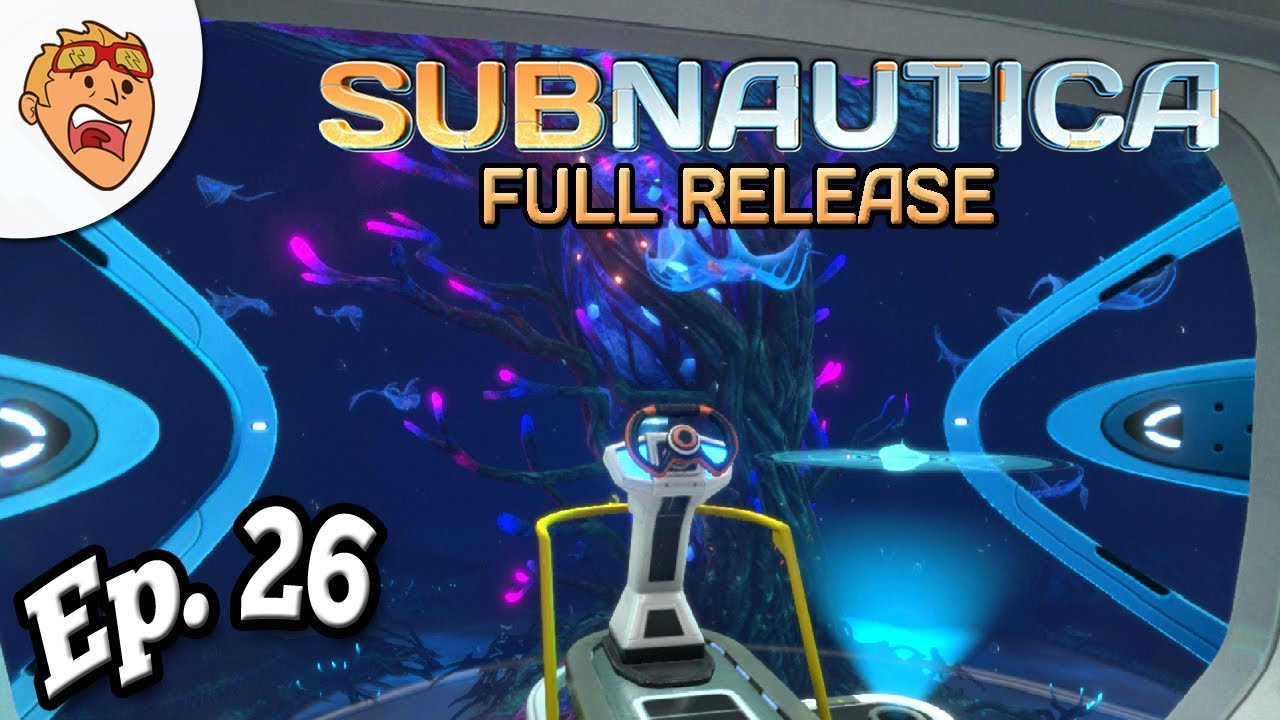 Subnautica | Ghost Leviathan Eggs! Ep 26 (Full Release)