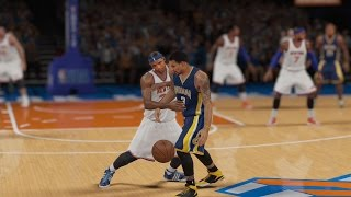 NBA 2K15 PS4 My Career - The Shove!
