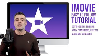 iMovie 2020 Tutorial - How to Edit videos on your Mac