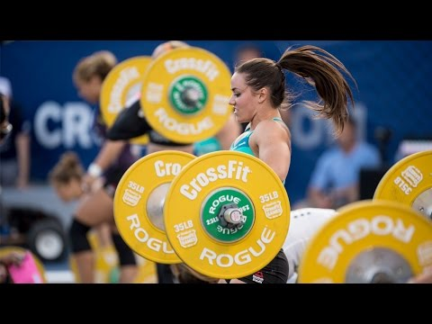 The CrossFit Games: Individual 21-15-9 Complex