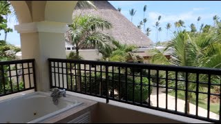 Now Larimar Punta Cana Resort Tour & Preferred Partial Ocean View Room Tour!