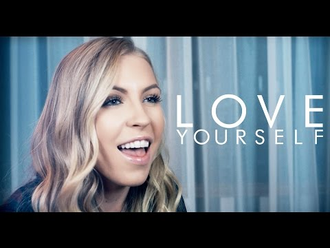 Justin Bieber - Love Yourself Tyler Ward ft Jess & Cait Acoustic   Cover