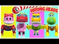 Gogo Dino Rtv Wrong Heads Ampun Bang Jago Gogo Dino  Mp3 - Mp4 Download
