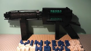 Lego Winter's Howl (Black ops zombies) 900th Video Special/900th Subscriber Special (2014)