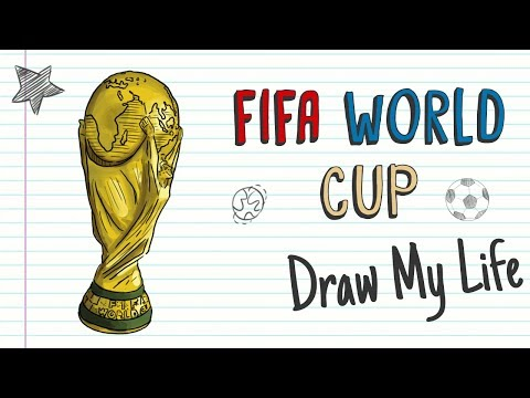 FIFA WORLD CUP ⚽🏆| Draw My Life