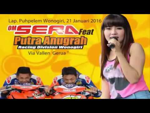 Gerua - Via Vallen || SERA LIVE Dangdut Koplo Terbaru 2017