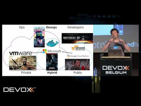 Docker for developers and ops: what's new and what's next by Patrick Chanezon