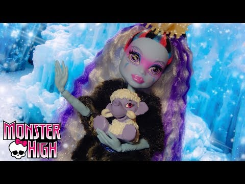 Monster High: Abbey Bominable Collector Edition Doll REVIEW