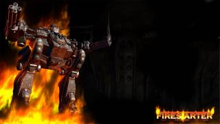 Firestarter OST - 04 - MoozE - Changing The Rules Of The Game