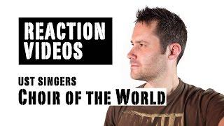 Video Llangollen Eisteddfod - UST Singers - Choir of the World | REACTION download MP3, 3GP, MP4, WEBM, AVI, FLV November 2017