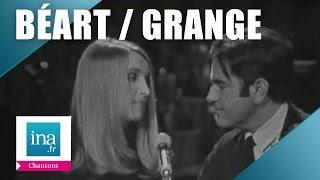 """Guy Béart et Dominique Grange """"Frantz"""" (live officiel)   Archive INA"""