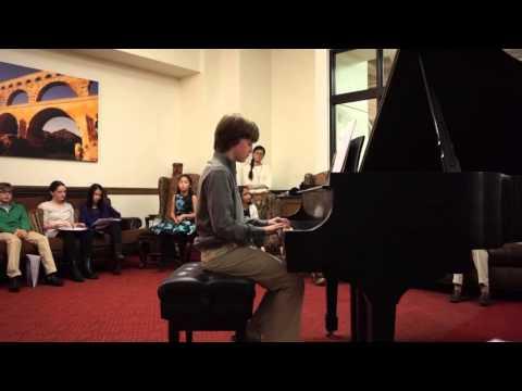 Winter Recital 2015- Shepherd's Song (Beethoven)