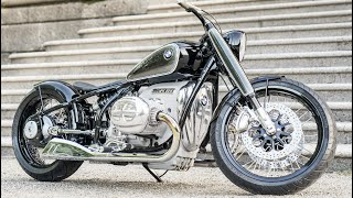 BMW Motorrad Concept R18 - Perfectly Shaped Custom Bike