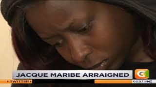 Citizen journalist Jacque Maribe detained for 10 more days #CitizenBriefs