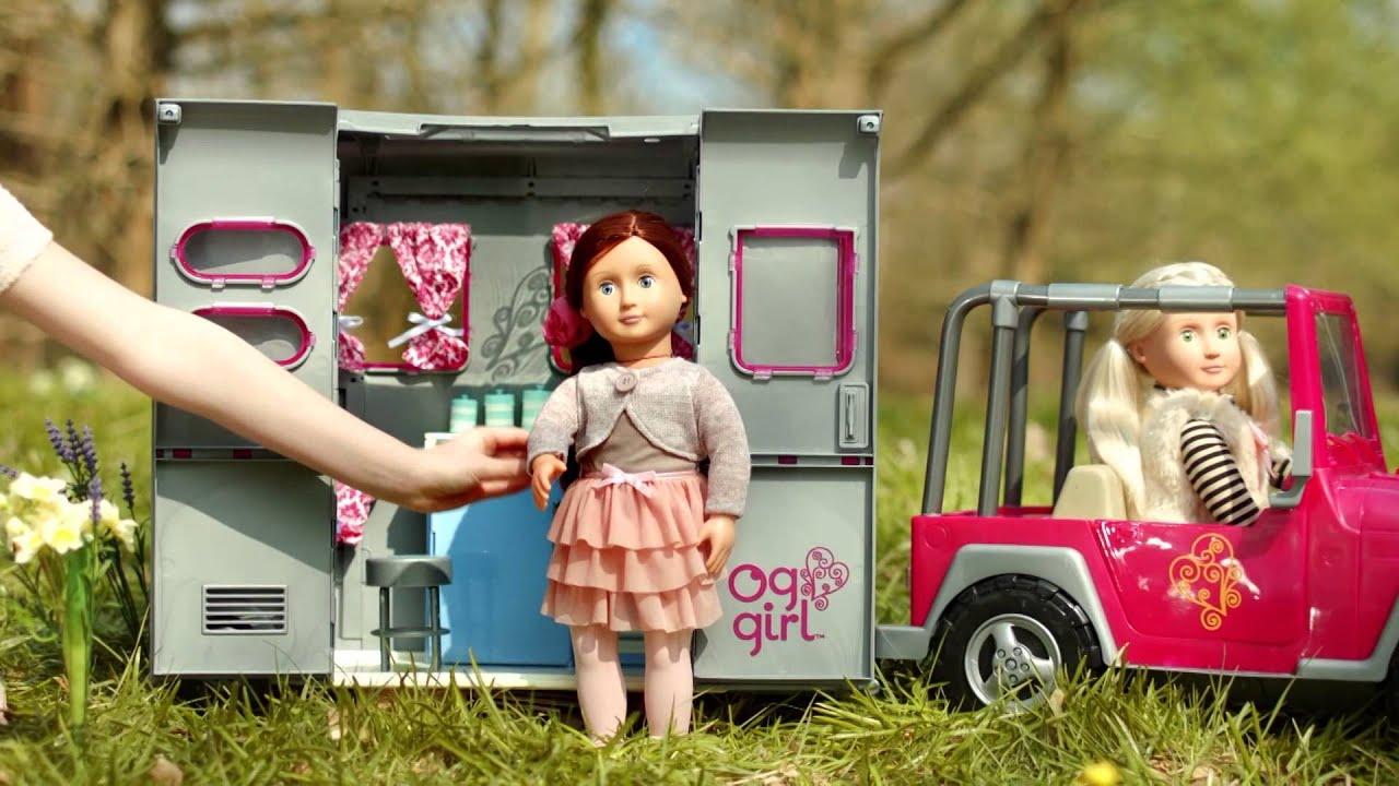 Smyths Toys Our Generation Dolls Youtube