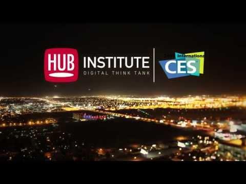 Teaser - HUB Institute at #CES2015