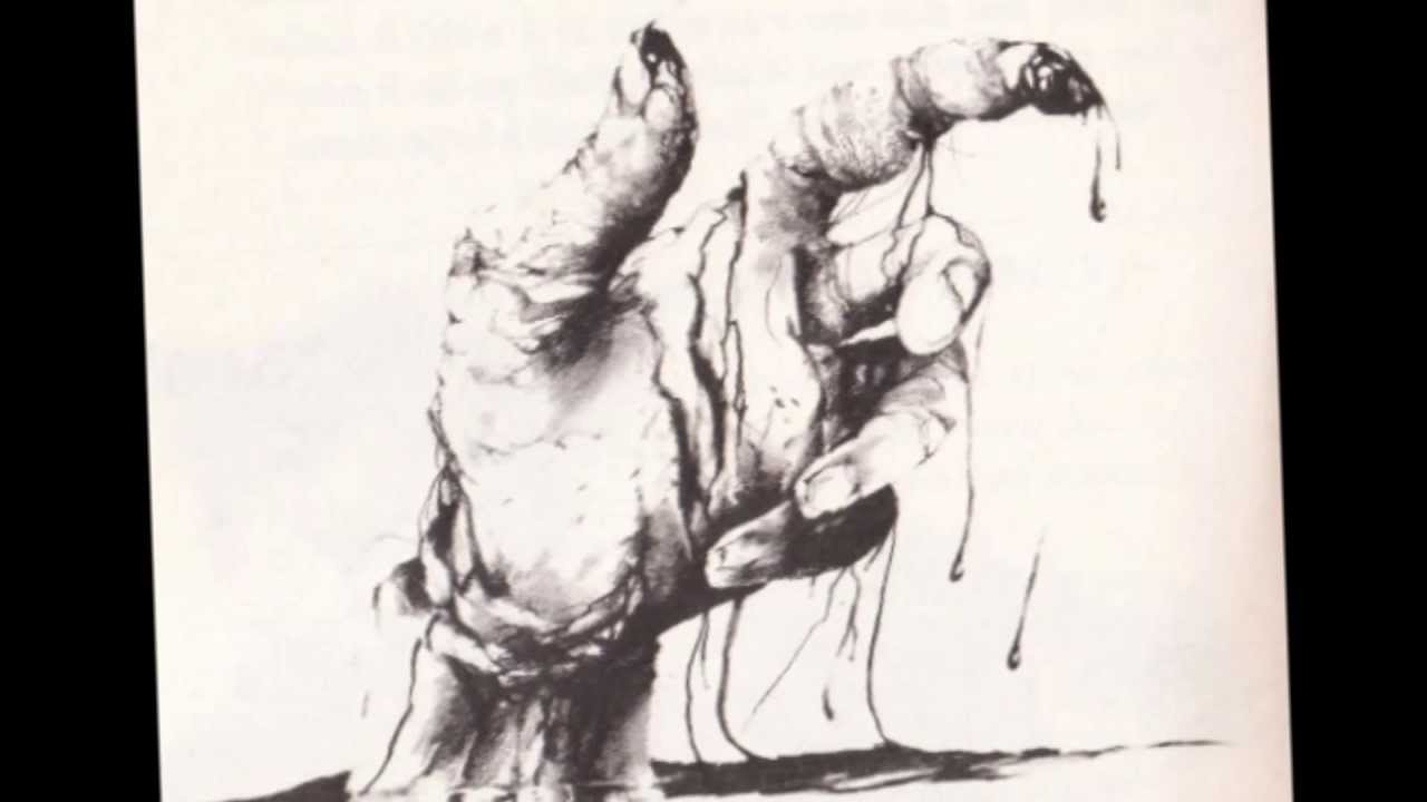 The Ghost With Bloody Fingers collected by Alvin Schwartz