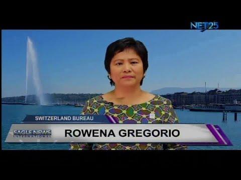 EAGLE NEWS SWITZERLAND BUREAU AUGUST 15, 2017
