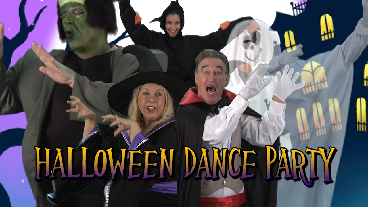 halloween songs for kids halloween dance party halloween songs jack hartmann youtube - Dance Halloween Songs