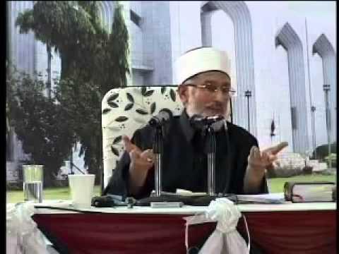 MILAD KI HAQIQAT-MILAD MANANA JAIZ HAI-BY DR.TAHIR UL QADRI SAHIB