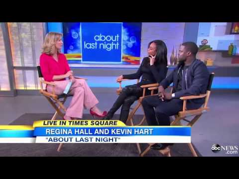 Kevin Hart, Regina Hall Interview 2014: `About Last Night` Stars Bring the Laugh