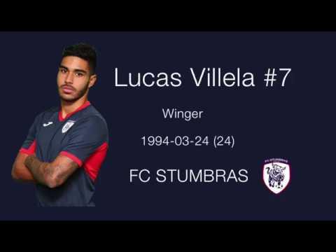 Lucas Villela ● HD Highlights ● 2018