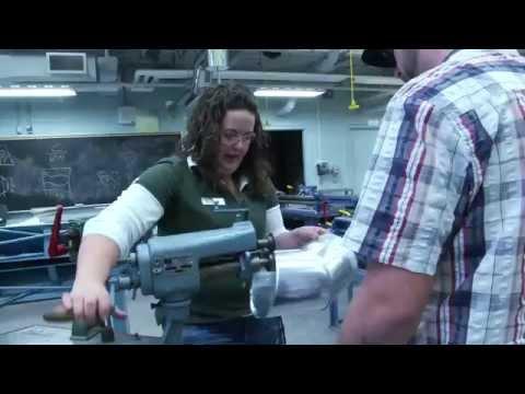 Careers In Trades: Sheet Metal Worker