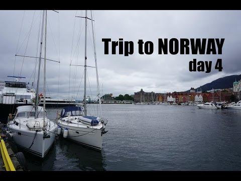Trip to NORWAY 2016/ day 4 (bergen)