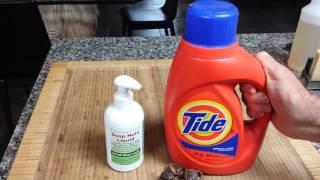 Green Virgin Products soap nuts liquid