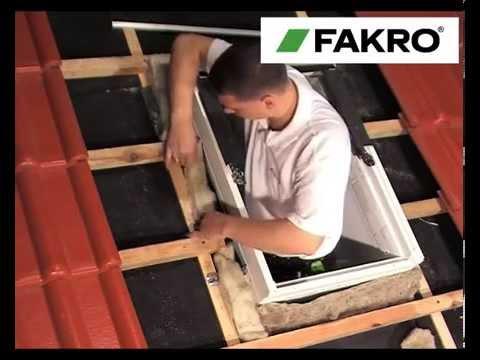 Fakro finestre da tetto sistema di sostituzione delle for Finestre tetto fakro