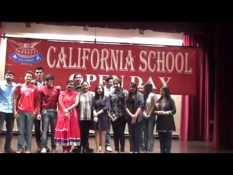California School 21st Open Day 2014 HK