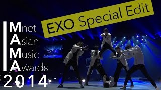 141203 EXO MAMA 2014「Deep Breath〜Overdose」Special Edit.