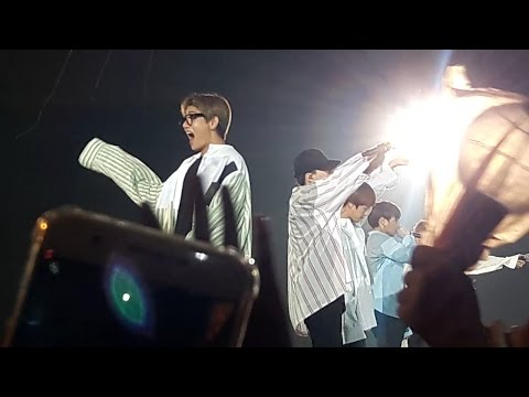 170429 2! 3! - (Fanchant Project Indonesia Army) BTS WINGS Tour In Jakarta