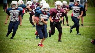 Ellensburg Grid Kids Football / Game 2 2013