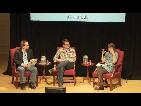DPLAfest 2016: Technology Trends in Libraries